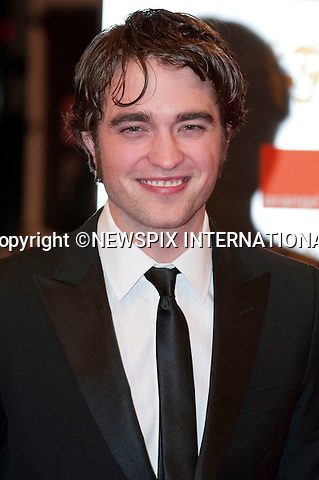"Edward Pattinson.at the Annual British Academy Film Awards, Royal Opera House, London_21st February, 2010..Mandatory Photo Credit: ©Dias/NEWSPIX INTERNATIONAL..**ALL FEES PAYABLE TO: ""NEWSPIX INTERNATIONAL""**..PHOTO CREDIT MANDATORY!!: NEWSPIX INTERNATIONAL(Failure to credit will incur a surcharge of 100% of reproduction fees)..IMMEDIATE CONFIRMATION OF USAGE REQUIRED:.Newspix International, 31 Chinnery Hill, Bishop's Stortford, ENGLAND CM23 3PS.Tel:+441279 324672  ; Fax: +441279656877.Mobile:  0777568 1153.e-mail: info@newspixinternational.co.uk"