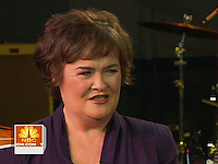 17/07/09 Susan Boyle On NBC