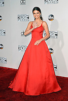 LOS ANGELES, CA - NOVEMBER 20: Selena Gomez at the 44th Annual American Music Awards at the Microsoft Theatre in Los Angeles, California on November 20, 2016. Credit: Koi Sojer/Snap'N U Photos/MediaPunch