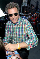 July 24, 2012 Will Ferrell at Good Morning America in New York City to promote his new film The Campaign. © RW/MediaPunch Inc. *NortePhoto.com*<br /> **SOLO*VENTA*EN*MEXICO**<br />  **CREDITO*OBLIGATORIO** *No*Venta*A*Terceros*<br /> *No*Sale*So*third* ***No*Se*Permite*Hacer Archivo***No*Sale*So*third*©Imagenes*con derechos*de*autor©todos*reservados*.