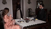 Lady Macbeth (2016) <br /> Florence Pugh, Cosmo Jarvis &amp; Naomi Ackie<br /> *Filmstill - Editorial Use Only*<br /> CAP/KFS<br /> Image supplied by Capital Pictures