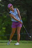 I.K. Kim (KOR) watches her tee shot on 2 during round 4 of the 2018 KPMG Women's PGA Championship, Kemper Lakes Golf Club, at Kildeer, Illinois, USA. 7/1/2018.<br /> Picture: Golffile | Ken Murray<br /> <br /> All photo usage must carry mandatory copyright credit (&copy; Golffile | Ken Murray)