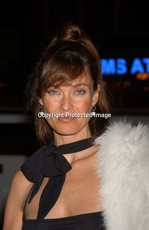 ..Carol Alt ..at  Sinatra: His Voice, His World , His Way, Gala opening night at Radio City Music Hall on October 14, 2003 in New York City. Photo by Robin Platzer, Twin Images