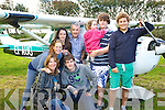 FAMILY; The McCarthy Family fropm Ballyheigue who were showing som interest in the Cessna 150 at the Air Show in Ardfert on Sunday, L-r: Jessica Jencinta,Ryan, Alanna, John, Dolie,Cillian and Nicholas McCarthy. ........