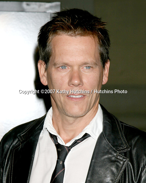 "Kevin Bacon.""Rails & Ties"" Premiere.Stephen J. Ross Theater.Warner Brothers Lot.Burbank,  CA.October 23, 2007.©2007 Kathy Hutchins / Hutchins Photo...               ."