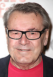 Milos Forman<br /> arriving for the VIP Celebration preview performance of NEXT FALL  hosted by producers Elton John &amp; David Furnish at the Helen Hayes Theatre in New York City.<br /> March 10, 2010<br /> &copy; Walter McBride / Retna Ltd.