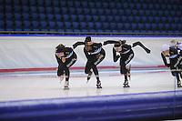 SCHAATSEN: HEERENVEEN: 19-09-2014, IJsstadion Thialf, Topsporttraining, ©foto Martin de Jong