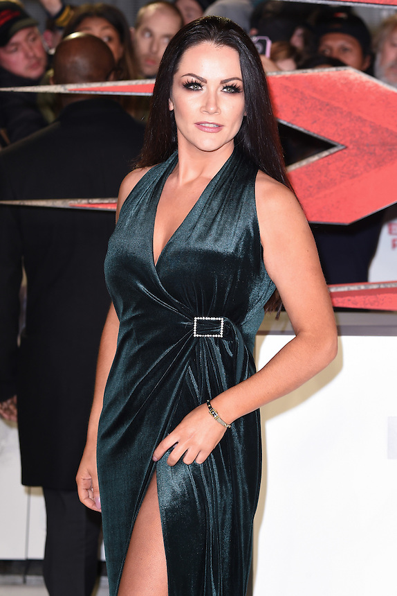 Grainne McCoy<br /> at the &quot;xXx: Return of Xander Cage&quot; premiere at O2 Cineworld, Greenwich , London.<br /> <br /> <br /> &copy;Ash Knotek  D3216  10/01/2017