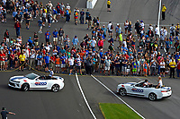 Verizon IndyCar Series<br /> Indianapolis 500 Race<br /> Indianapolis Motor Speedway, Indianapolis, IN USA<br /> Sunday 28 May 2017<br /> Parade of 500 Festival Princesses. <br /> World Copyright: F. Peirce Williams<br /> LAT Images