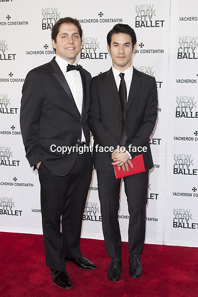 NEW YORK, NY - MAY 8: Joseph Altuzarra attends New York City Ballet's Spring 2013 Gala at David H. Koch Theater, Lincoln Center on May 8, 2013 in New York City...Credit: MediaPunch/face to face..- Germany, Austria, Switzerland, Eastern Europe, Australia, UK, USA, Taiwan, Singapore, China, Malaysia, Thailand, Sweden, Estonia, Latvia and Lithuania rights only -