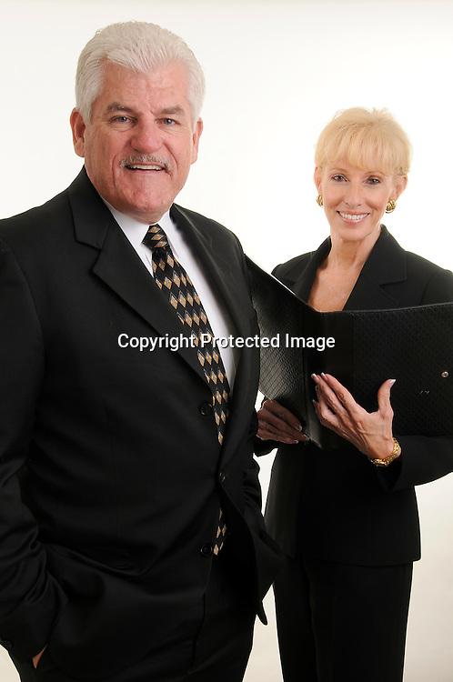 Mature Corporate Executives