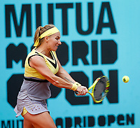 MADRID OPEN TENNIS 2017. RISKE v KUZNETSOVA.
