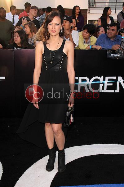 "Brina Palencia<br /> at the ""Divergent"" Los Angeles Premiere, Regency Bruin Theatre, Westwood, CA 03-18-14<br /> Dave Edwards/DailyCeleb.com 818-249-4998"