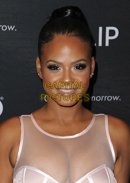 HOLLYWOOD, CA - JUNE 27:  Christina Milian at the 16th Annual NALIP Latino Media Awards at the W Hollywood on June 27, 2015 in Hollywood, California. <br /> CAP/MPI/SKPG<br /> &copy;SKPG/MPI/Capital Pictures