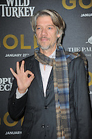 www.acepixs.com<br /> January 17, 2017  New York City<br /> <br /> Stephen Gaghan attending The World Premiere of 'Gold' at AMC Loews Lincoln Square 13 theater on January 17, 2017 in New York City.<br /> <br /> <br /> Credit: Kristin Callahan/ACE Pictures<br /> <br /> Tel: 646 769 0430<br /> Email: info@acepixs.com