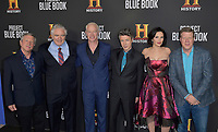 03 January 2019 - Los Angeles, California - ichael Harney, Neal McDonough, Aidan Gillen, Laura Mennell. &quot;Project Blue Book&quot; History Scripted Series Los Angeles Premiere held at Simon House.          <br /> CAP/ADM<br /> &copy;ADM/Capital Pictures