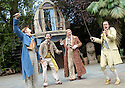 Twelfth Nightb by William Shakespeare ,directed by Tim Sheader.With Desmond Barrit,Mariah Gale,Giles Taylor,James Loye. Opens at the Open Air Theatre at Regent's Park on 6/6/05 CREDIT Geraint Lewis