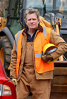 WWW.ACEPIXS.COM<br /> <br /> April 5 2017, New York City<br /> <br /> Actor Thomas Haden Church was on the Westchester set of the TV show 'Divorce' on April 5 2017 in New York<br /> <br /> <br /> By Line: Philip Vaughan/ACE Pictures<br /> <br /> ACE Pictures, Inc.<br /> tel: 646 769 0430<br /> Email: info@acepixs.com<br /> www.acepixs.com