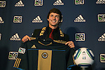14 January 2010: Jack McInerney was selected with the #7 overall pick by the Philadelphia Union. The 2010 MLS SuperDraft was held in the Ballroom at Pennsylvania Convention Center in Philadelphia, PA during the NSCAA Annual Convention.