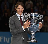131109 Day 6 ATP World Tour Finals o2 Arena