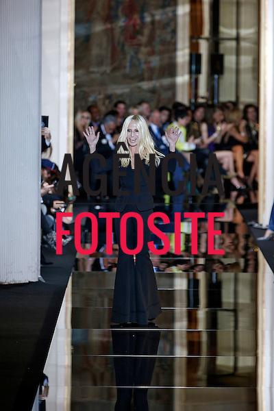 Versace<br /> Alta Costura<br /> Paris <br /> <br /> foto: Fotosite