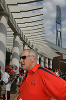 Football media day at the University of Virginia in Charlottesville, VA. 8-17-06. Photo/Andrew Shurtleff