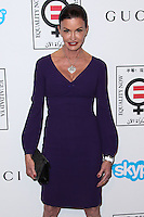 "BEVERLY HILLS, CA - NOVEMBER 04: Model Janice Dickinson arrives at the Equality Now Presents ""Make Equality Reality"" Event held at the Montage Beverly Hills on November 4, 2013 in Beverly Hills, California. (Photo by Xavier Collin/Celebrity Monitor)"