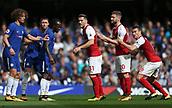 2017 EPL Premier League Chelsea v Arsenal Sep 17th