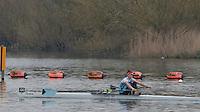 Caversham. Berkshire. UK<br /> Robyn HART-WINK<br /> 2016 GBRowing U23 Trials at the GBRowing Training base near Reading, Berkshire.<br /> <br /> Monday  11/04/2016 <br /> <br /> [Mandatory Credit; Peter SPURRIER/Intersport-images]