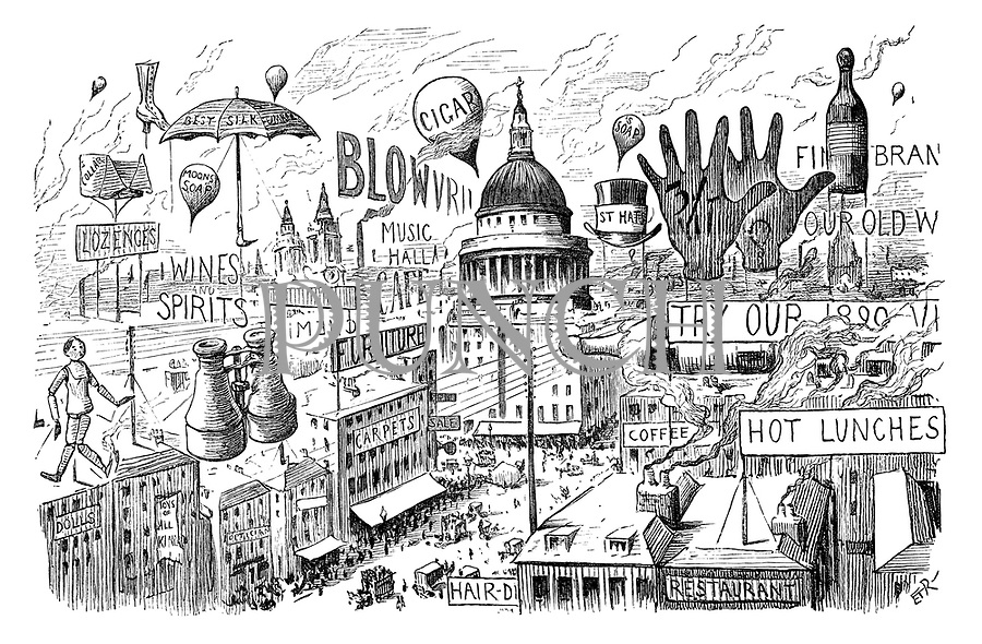 Victorian Cartoons From Punch Magazine By E T Reed Punch