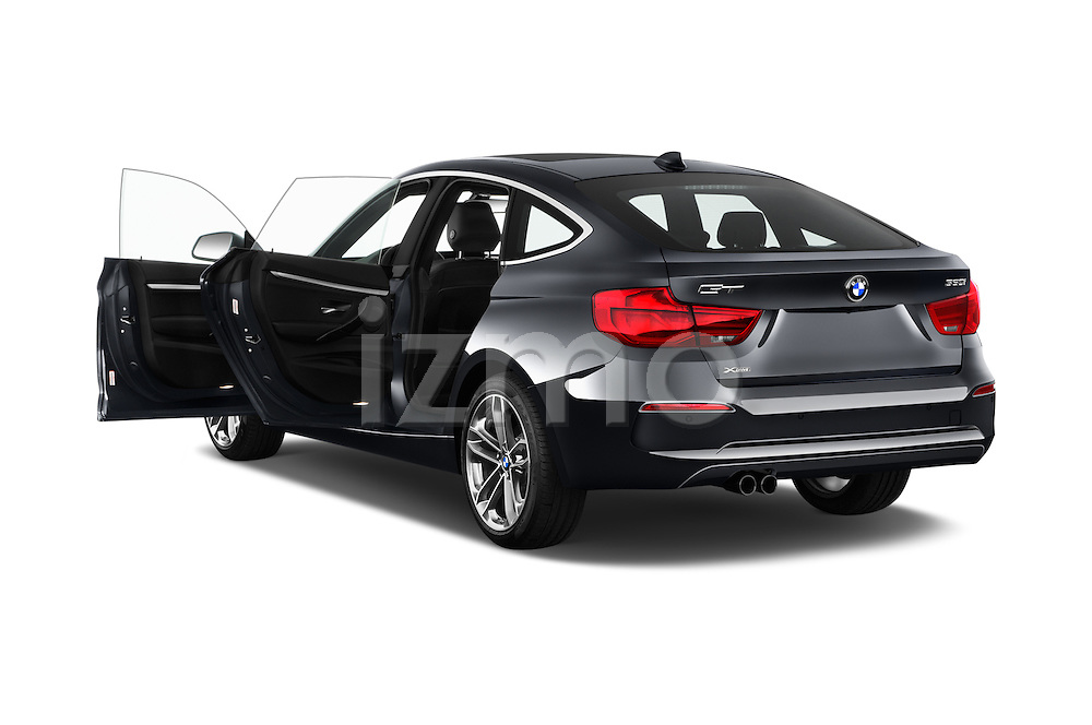 Car images of 2018 BMW 3-Series 330i-Gran-Turismo 5 Door Hatchback Doors