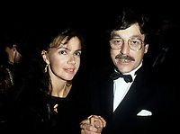 Carole Laure et Clement Richard<br />  au Festival des Films du monde 1985<br /> <br /> (date inconnue)<br /> <br /> PHOTO : Agence Quebec Presse