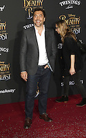 www.acepixs.com<br /> <br /> March 2 2017, LA<br /> <br /> Javier Bardem arriving at the premiere of Disney's 'Beauty And The Beast' at the El Capitan Theatre on March 2, 2017 in Los Angeles, California.<br /> <br /> By Line: Famous/ACE Pictures<br /> <br /> <br /> ACE Pictures Inc<br /> Tel: 6467670430<br /> Email: info@acepixs.com<br /> www.acepixs.com