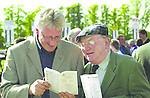 KILLARNEY RACES MONDAY 14-5-01.Checking the form at Killarney Races last night were fellow South Kerrymen Pat Spillane and Jackie Healy-Rae..Picture by Don MacMonagle Jackie Healy-Rae, TD from the book by Don MacMonagle entitled 'Jackie - Keeping Up Appearances' published in 2002.