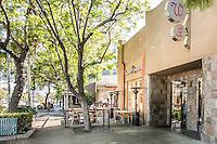 Downtown Culver City on Culver Blvd