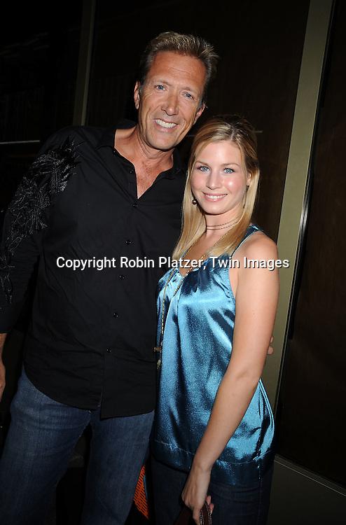 Walt Willey and Stephanie Gatschet