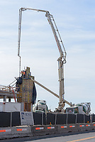 Boathouse at Canal Dock Phase II   State Project #92-570/92-674 Construction Progress Photo Documentation No. 08 on 21 February 2017. Image No. 33