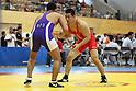 Takashi Hamaguchi, July 2, 2011 - Wrestling : All Japan Industrial Wrestling Championship, Men's Free Style -84kg at Wako General Gymnasium, Saitama, Japan. (Photo by Daiju KitamuraAFLO SPORT) [1045]