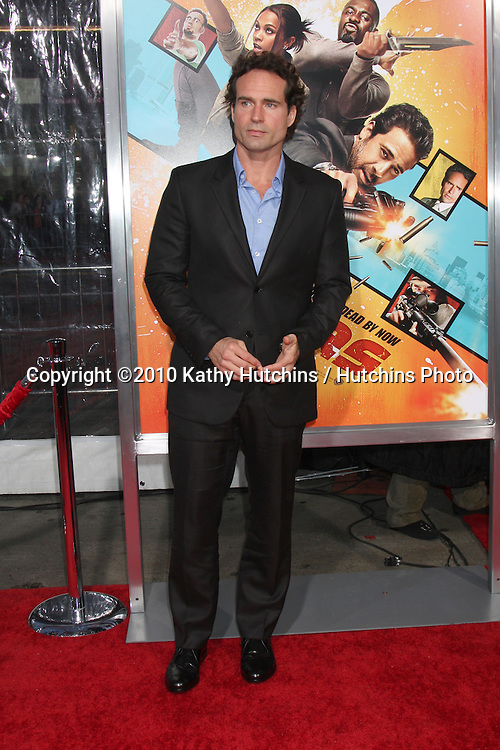 "Jason Patric.arrives at ""The Losers"" Premiere.Grauman's Chinese Theater.Los Angeles, CA.April 20, 2010.©2010 Kathy Hutchins / Hutchins Photo..."