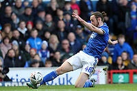 Will Keane of Ipswich Town during Ipswich Town vs Lincoln City, Emirates FA Cup Football at Portman Road on 9th November 2019