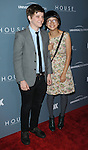 Charlyne Yi and date attending the House Series  Finale Wrap Party, held at Cicada's in Los Angeles, CA. April 20, 2012