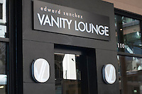 Edward Sanchez Vanity Lounge at West Ave. on Kirby Drive