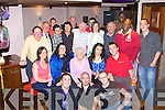 PARTY TIME: The volunteer's from the Rose of Tralee Festival enjoying a night out after all their hard work at Abbey Inn, Tralee on Friday.