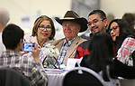 Nearly 300 people attend the annual Western Nevada College Foundation Scholarship Appreciation &amp; Recognition Celebration in Carson City, Nev., on Friday, March 9, 2018. More than $260,000 in scholarships were awarded to more than 100 WNC students.<br /> Photo by Cathleen Allison/Nevada Momentum