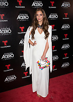 DORAL, FL - NOVEMBER 6: Carolina Miranda on the red carpet for Telemundo's season premiereofSenora Acero,La Coyote in CineBistro at City Place Doral, Florida. November 6, 2017. Credit: mpi140 / MediaPunch