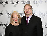 Daryl Roth and Douglas Aibel attends the Vineyard Theatre Gala 2018 honoring Michael Mayer at the Edison Ballroom on May 14, 2018 in New York City.