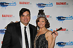 "Dale Badway (2013 Tony Award host of the event and Anne Sayre (As The World Turns) attend The Times Square Broadway Royale on New Years Eve 2014 at the legendary Copacabana, New York City, New York. NOTE: Dale Badway and Anne Sayre both attended Governor Mifflin High School, Shillington, PA as a senior and a freshman. They starred together in Bye Bye Birdie - she as Kim McAfee"" and Dale as ""Corad Birdie"". It was her first official kiss as  (Photo by Sue Coflin/Max Photos)"