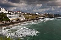 Europe/France/Aquitaine/64/Pyrénées-Atlantiques/Pays-Basque/Biarritz: Plage de la Côte des Basques