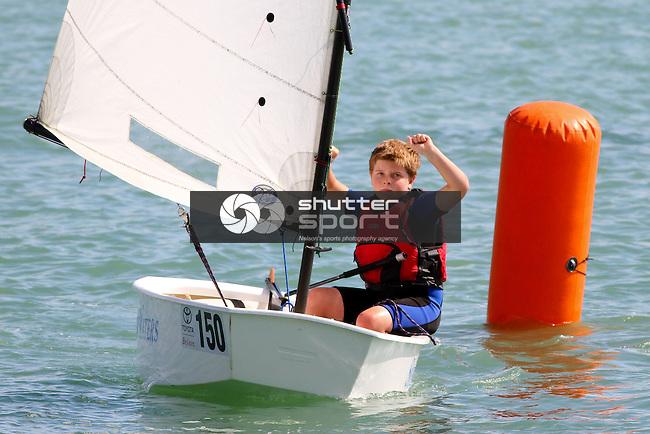 2015 SI Optimist Championships, Nelson Yacht Club, Nelson  Photo: Marc Palmano/Shuttersport