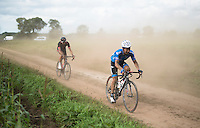 dirty riders on dirt roads<br /> <br /> 91st Schaal Sels 2016